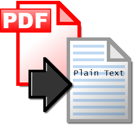 text-from-pdf