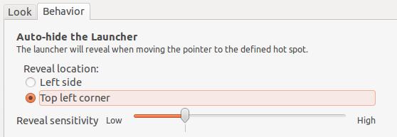 Customization in Ubuntu