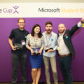 Microsoft Awards 2016 Imagine cup for Hardware Start up ENTy