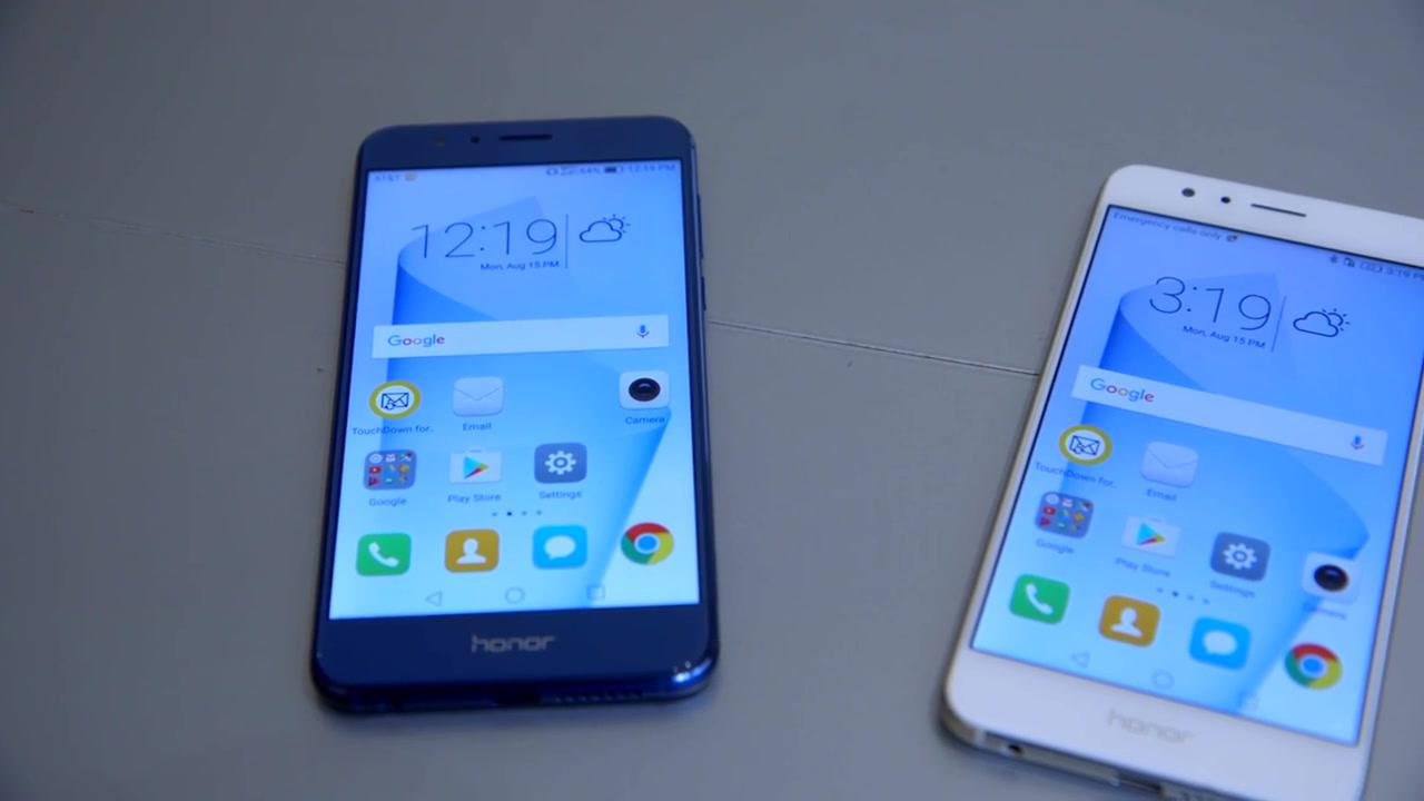 Huawei Honor 8 smartphone