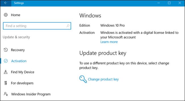 Reinstall Windows10