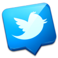 Twitter's new button allows you to accept private messages from your website