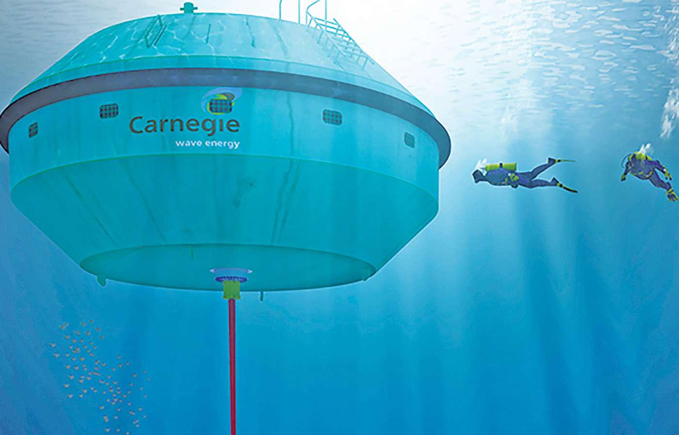 carnegie-perth-wave-energy-project