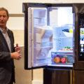 Samsung Family Hub Refrigerator with 4 Door Smart Flex French Door