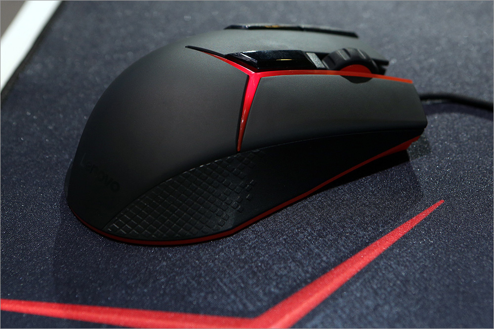 Lenovo Y Gaming Precision Mouse - US