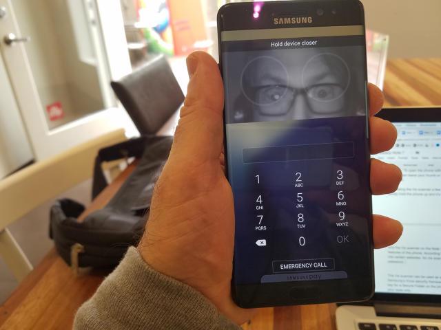 Phone unlocks