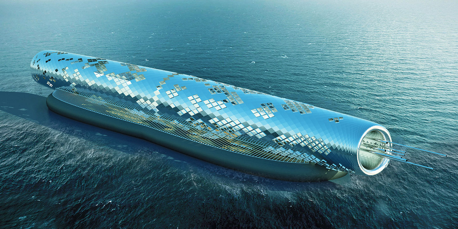 the-pipe-is-floating-solar-powered-desalination-plant