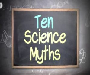 Top 10 Funny and Common Science Myths