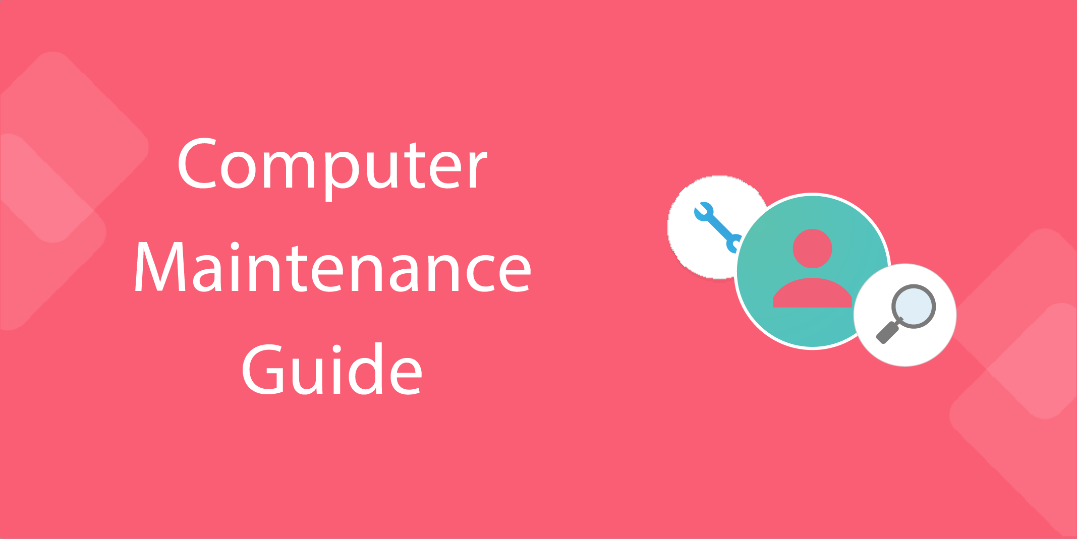 Maintain Your PC