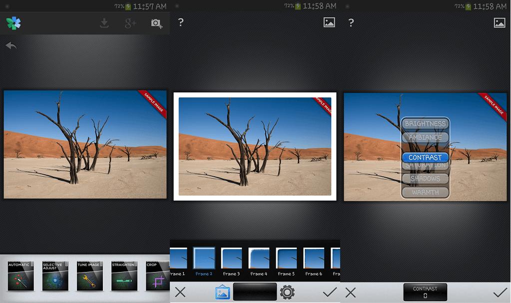 Editing App