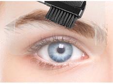 brush-hair-through-the-stencil