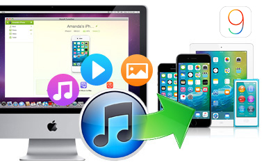 Transfer Music, PDFs, and other files from Mac to iPhone