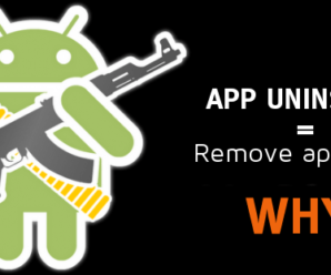 Android users are twice as likely to uninstall apps than iOS users