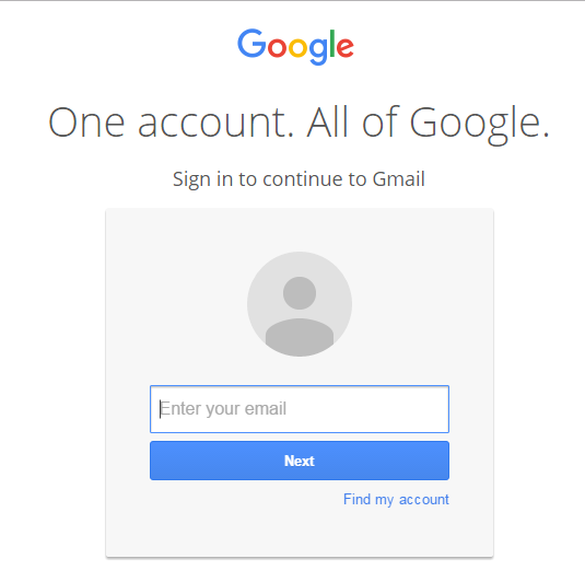 Deleting Gmail Account