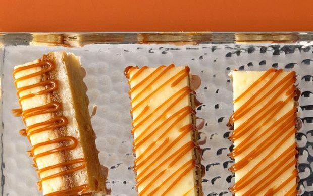 Wow!!! Caramel Cheesecake Bite Recipe