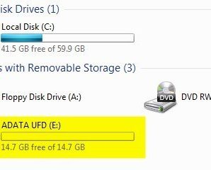 How To Set A Custom Icon And Label For The Removable Drives In Windows