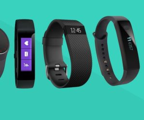 Top 6 Best Fitness Trackers Of 2016