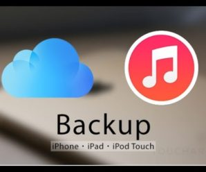 How to restore your iPhone or iPad or iPod from a backup