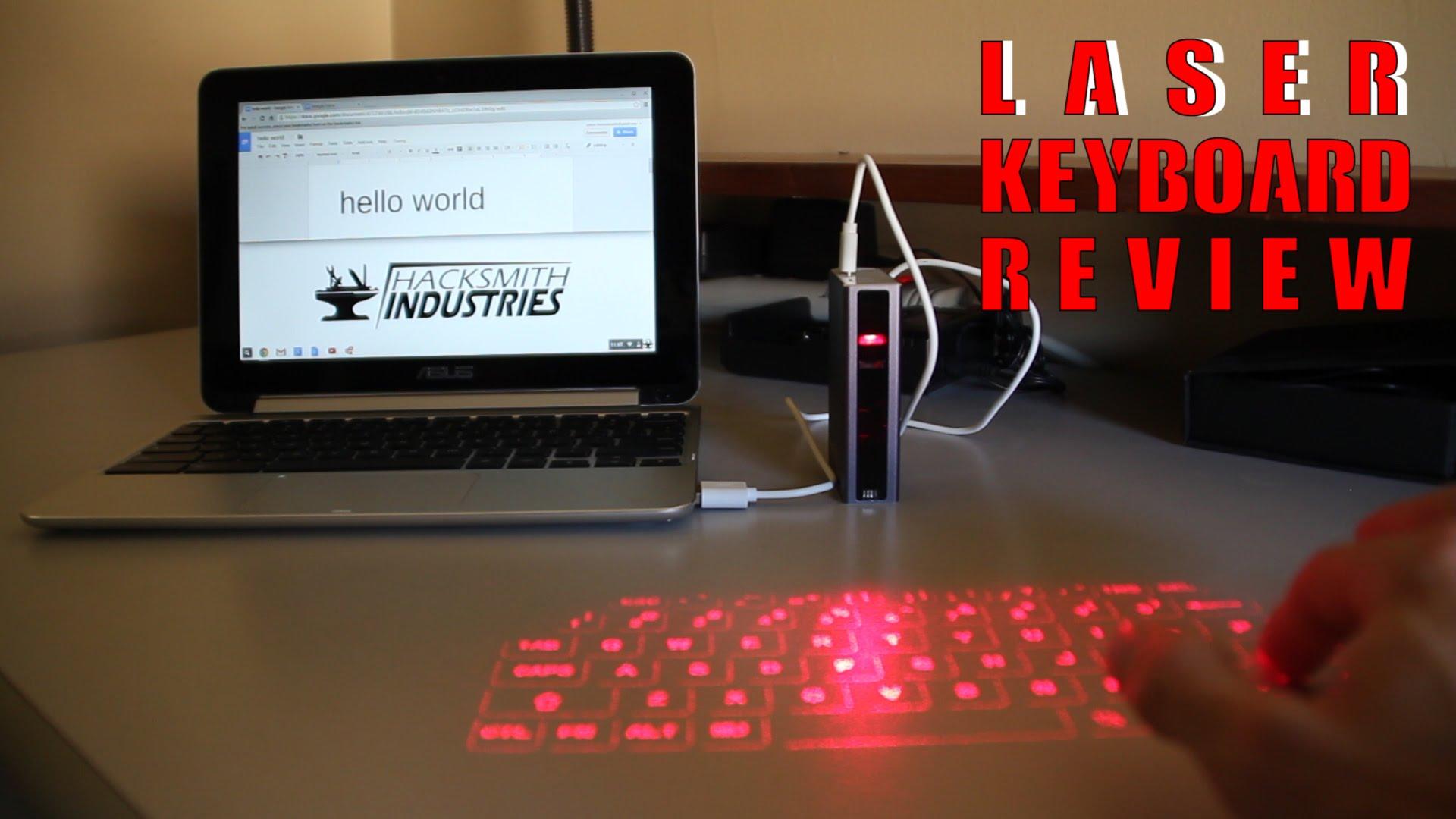 virtual keyboard projector keyboard laser keyboard review