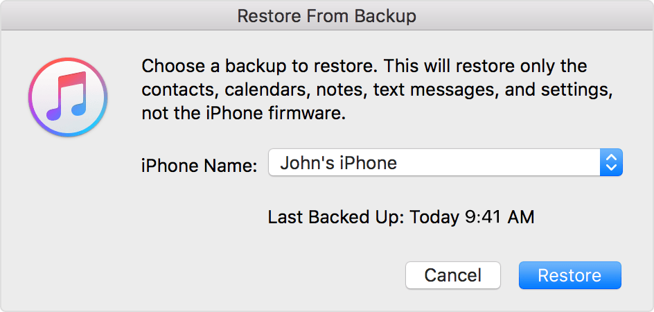 restore-from-backup