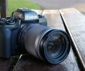 Canon EOS M5 Mirrorless Camera Hands-On Review